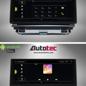 AUDI Q3 (2011 – 2018) OEM FIT 8.8″ HD Touch-Screen Android Navigation System | GPS | BT | Wifi | Camera | CarPlay