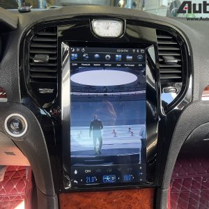Chrysler 300 300C (2012 – 2020) 13.3″ IPS HD Touch-Screen Android Navigation System | GPS | BT | WiFi | Camera | CarPlay