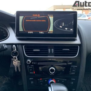 AUDI A4 / A5 (2008 – 2009) OEM FIT 10.25″ HD Touch-Screen Android Navigation System | GPS | BT | Wifi | Camera | CarPlay | MMI 2G | MMI 2G+