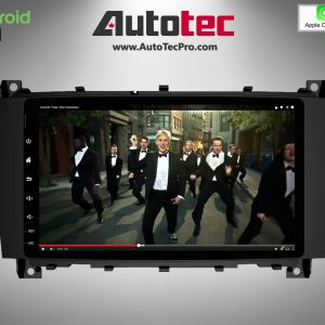 Mercedes-Benz G-Class ( 2008-2012 ) Direct-Fit 9″ HD IPS Touch-Screen Android Navigation System | GPS | BT | Wifi | Camera | CarPlay