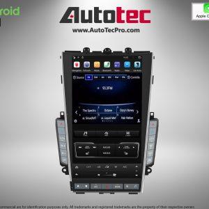 Infiniti Q50 / Q60 (2013 – 2019) 13.6″ (PX6) IPS HD Touch-Screen Navigation & Infotainment System | GPS | BT | Wifi | Camera | CarPlay | 1080P