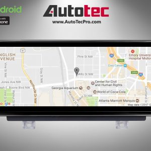 BMW 3 Series (2012 – 2018) F30 / F31 / F34 / F35 OEM FIT 10.25″ HD Touch-Screen Android Navigation System | GPS | BT | Wifi | 4G LTE | Camera | CarPlay
