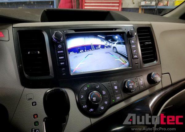 Toyota Sienna Navigation Dvd