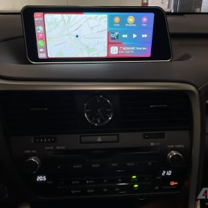 Lexus RX ( 2016- 2019 ) 12.3″ HD Touch-Screen Navigation & Infotainment System | GPS | BT | Wifi | A2DP | CarPlay