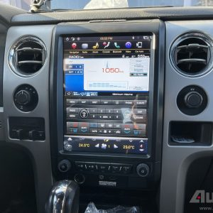 Ford F150 (2009 – 2014)  12.1″ PX6 IPS HD Touch-Screen Android Navigation System | GPS | BT | Wifi | A2DP | CAMERA