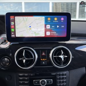 Mercedes-Benz GLK (2013-2015 | X204) Direct-Fit 10.25″ HD IPS Touch-Screen Android Navigation | BT | CarPlay | Camera